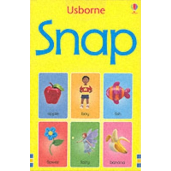 Snap Cards : Happy Families Cards