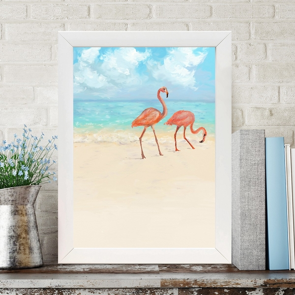 BC432346597 Multicolor Decorative Framed MDF Painting