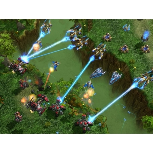 StarCraft II 2 Wings Of Liberty PC CD Key Download for Battle - Image 3