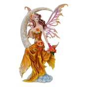 Earth Moon Fairy Figurine By Nene Thomas