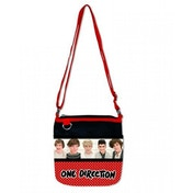 One Direction Passport Bag - Red