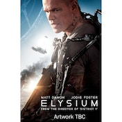 Elysium DVD & UV Copy
