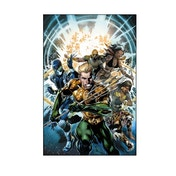 DC Comics Aquaman And The Others Volume 1 Paperback