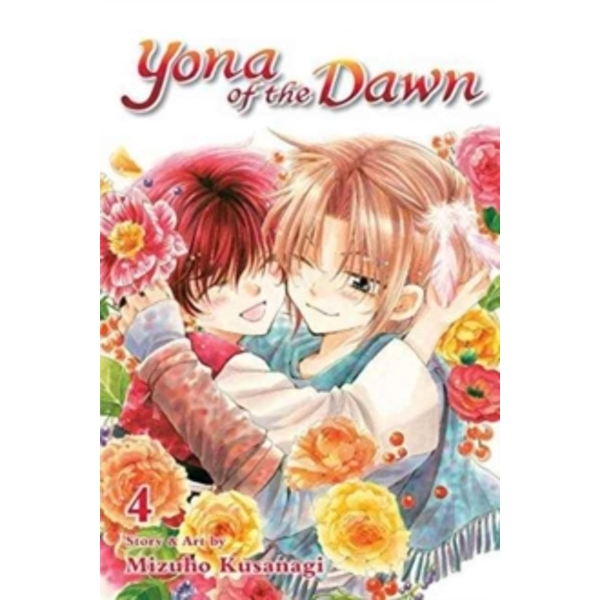 Yona of the Dawn, Vol. 4 : 4