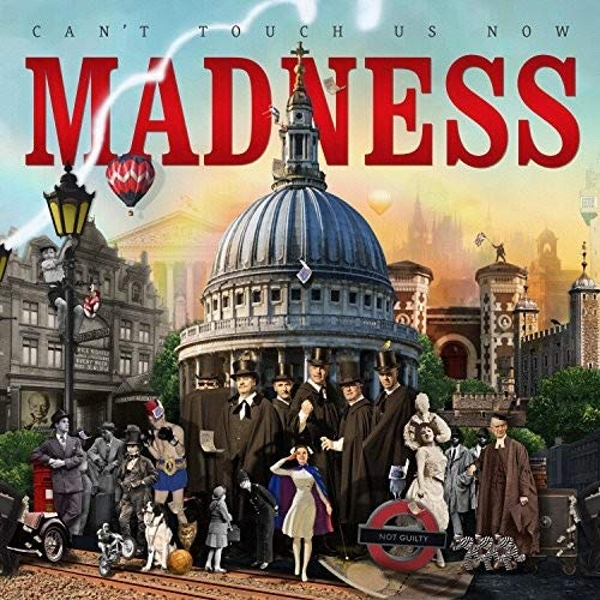 Madness - Cant Touch Us Now (Limited Edition) Vinyl