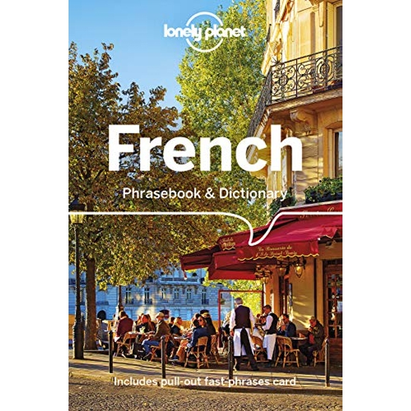Lonely Planet French Phrasebook & Dictionary  Paperback / softback 2018