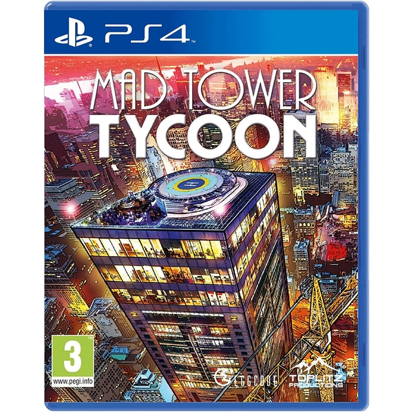 Mad Tower Tycoon PS4 Game