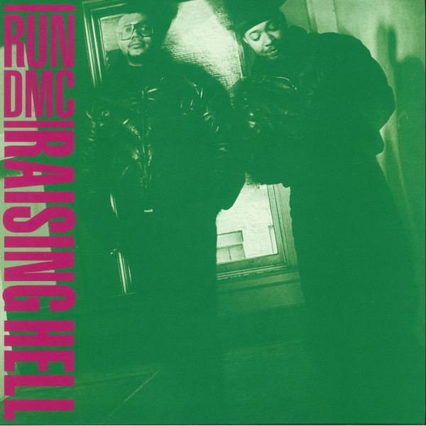 Run DMC - Raising Hell Vinyl