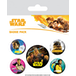 Solo: A Star Wars Story Badge Pack - Image 2