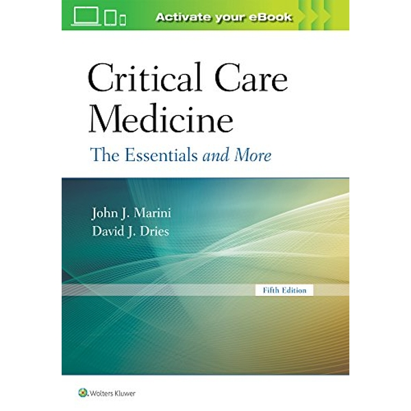 Critical Care Medicine: The Essentials by Arthur P. Marini (Paperback, 2017)