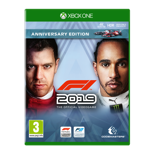 F1 2019 Anniversary Edition Xbox One Game - Image 1