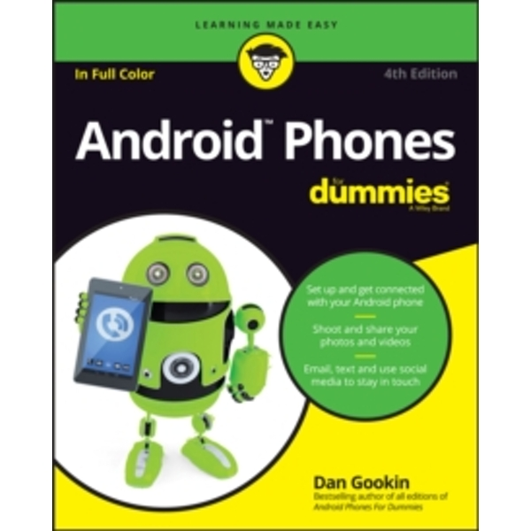 Android Phones for Dummies, 4th Edition