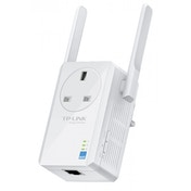 TP-LINK TL-WA860RE Network repeater White UK Plug