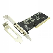Approx (APPPCI1P) Single Parallel Port Card, PCI, Low Profile Bracket