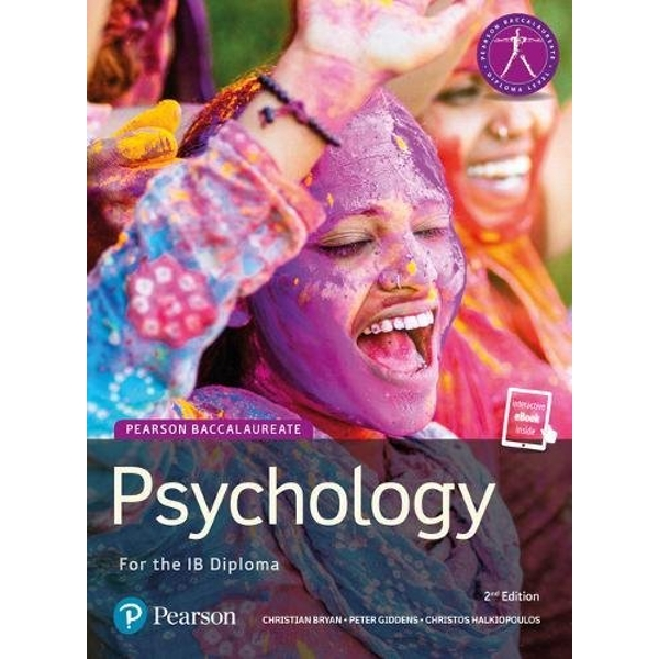 Pearson Psychology for the IB Diploma  Mixed media product 2018