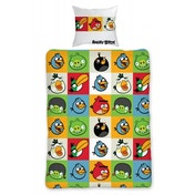 Angry Birds Single Duvet Cover Set