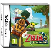 The Legend Of Zelda Spirit Tracks Game DS
