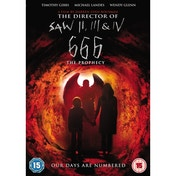 666 : The Prophecy DVD