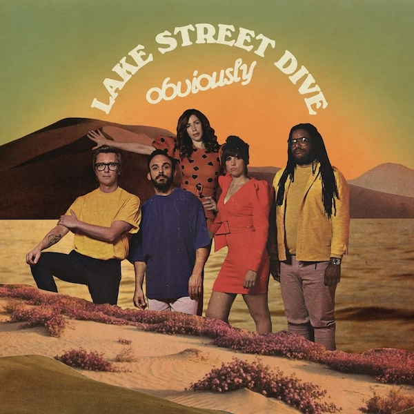 Lake Street Dive - Obviously Limited Edition White Vinyl