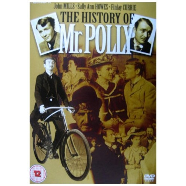 The History of Mr. Polly DVD