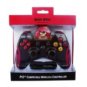 Angry Birds 2.4 ghz Rechargable Wireless Gamepad PS3