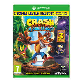 Crash Bandicoot N. Sane Trilogy Xbox One Game