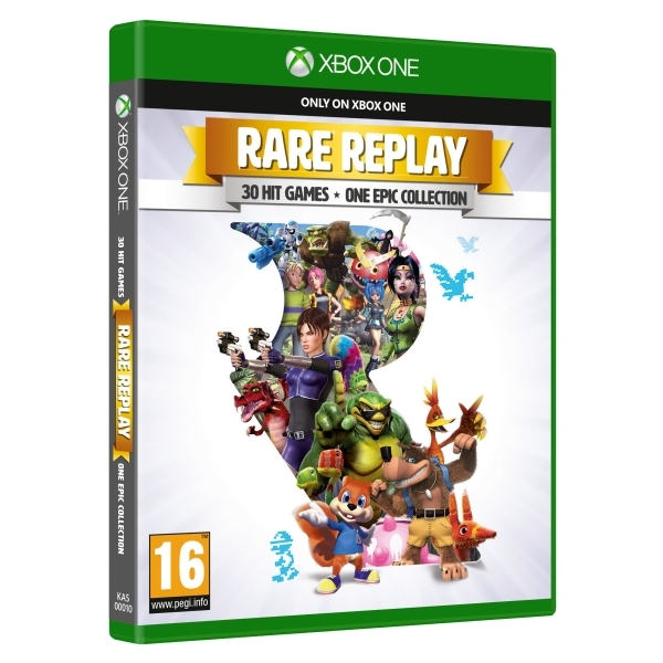 Rare Replay Collection Xbox One Game
