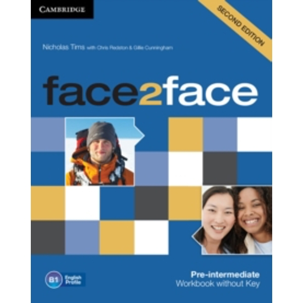 face2face Pre-intermediate Workbook without Key by Nicholas Tims (Paperback, 2012)