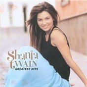 Shania Twain Greatest Hits CD