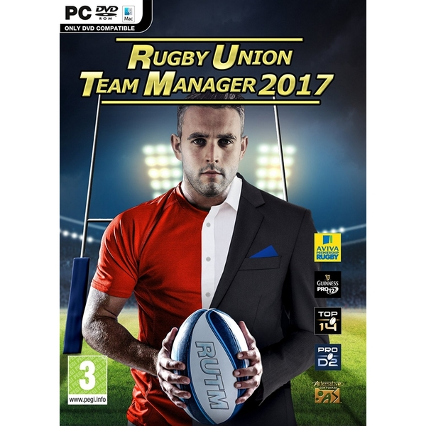 Rugby Union Team Manager 2017 PC Game