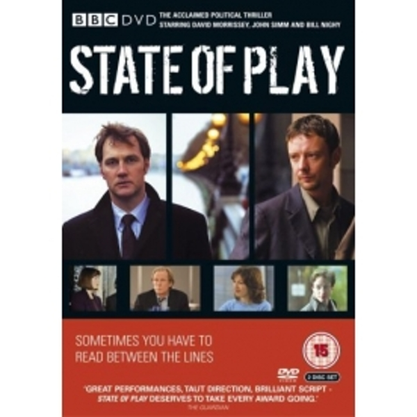 State of Play BBC Complete Series DVD