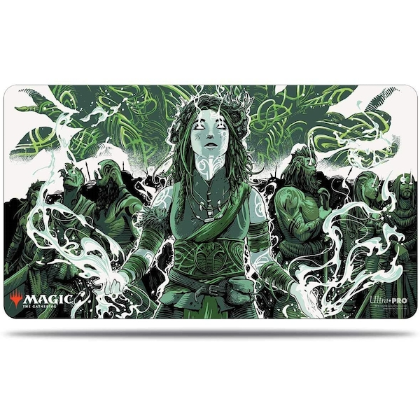 Magic: The Gathering featuring Esika, God of the Tree Playmat
