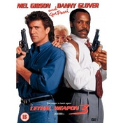Lethal Weapon 3 DVD