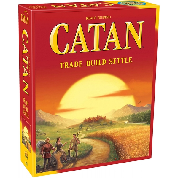 Catan (Settlers of Catan) 2015 Refresh - Image 2