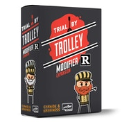Trial by Trolley: R-Rated Modifier Expansion Card Game