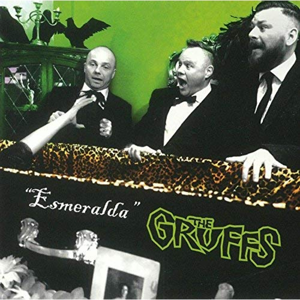 The Gruffs - Esmeralda Limited Edition Coloured Vinyl