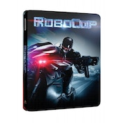 Robocop 2014 Limited Edition Steelbook Blu-ray