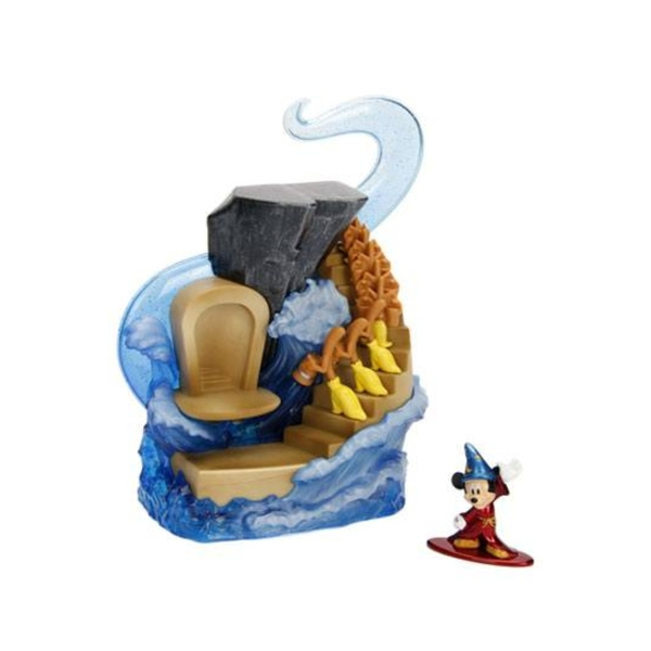 The Sorcerer's Apprentice Disney Nano Metalfigs Figure