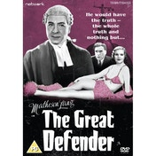 The Great Defender DVD