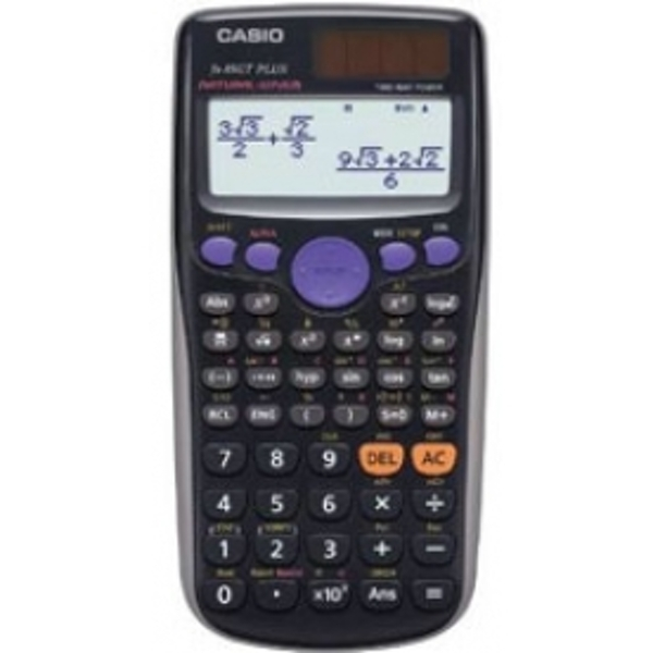 Casio Scientific Calculator with 260 Functions