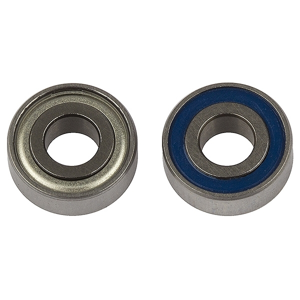 Team Associated 91567 FT Bearings 5x12x4mm (Pack of 2)