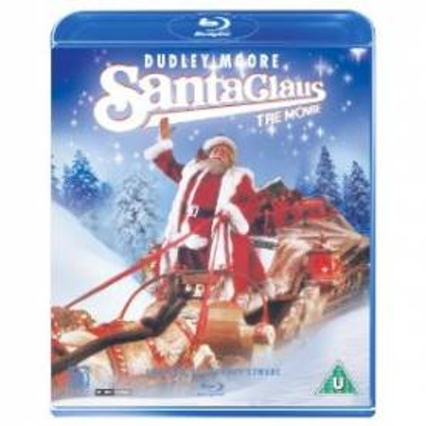 Santa Claus The Movie Blu-Ray