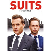 Suits - Season 5 DVD
