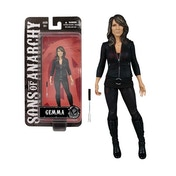 Sons of Anarchy Limited Edition Bloody Gemma Teller Morrow 6 Inch Action Figure
