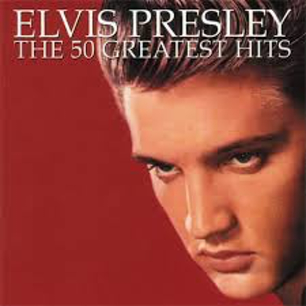 Elvis Presley ‎– The 50 Greatest Hits Vinyl