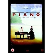 The Piano DVD