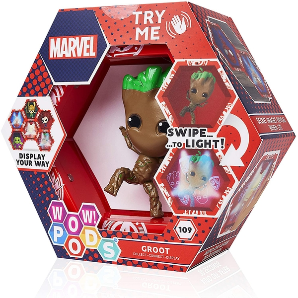 Groot (Marvel) Wow Pod Figure