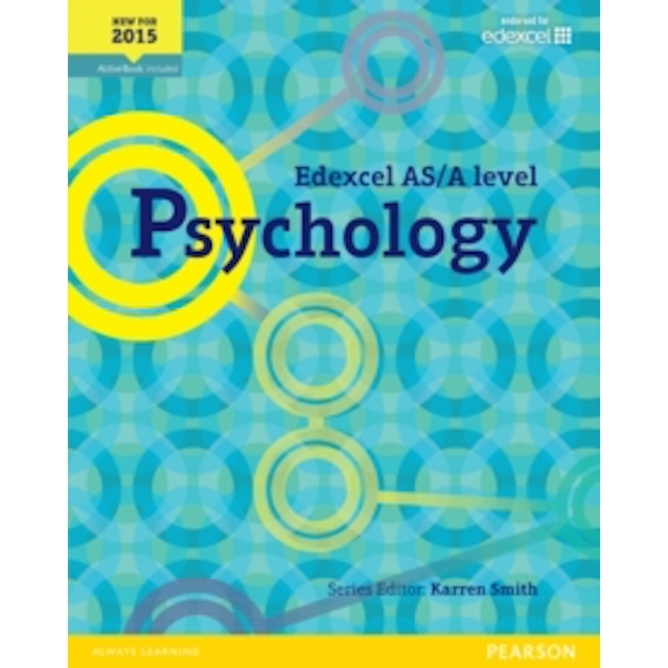 Edexcel AS/A Level Psychology Student Book + ActiveBook