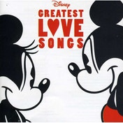 Disneys Greatest Love Songs 2CD Box Set