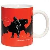 Star Wars Dance Like Vader Mug